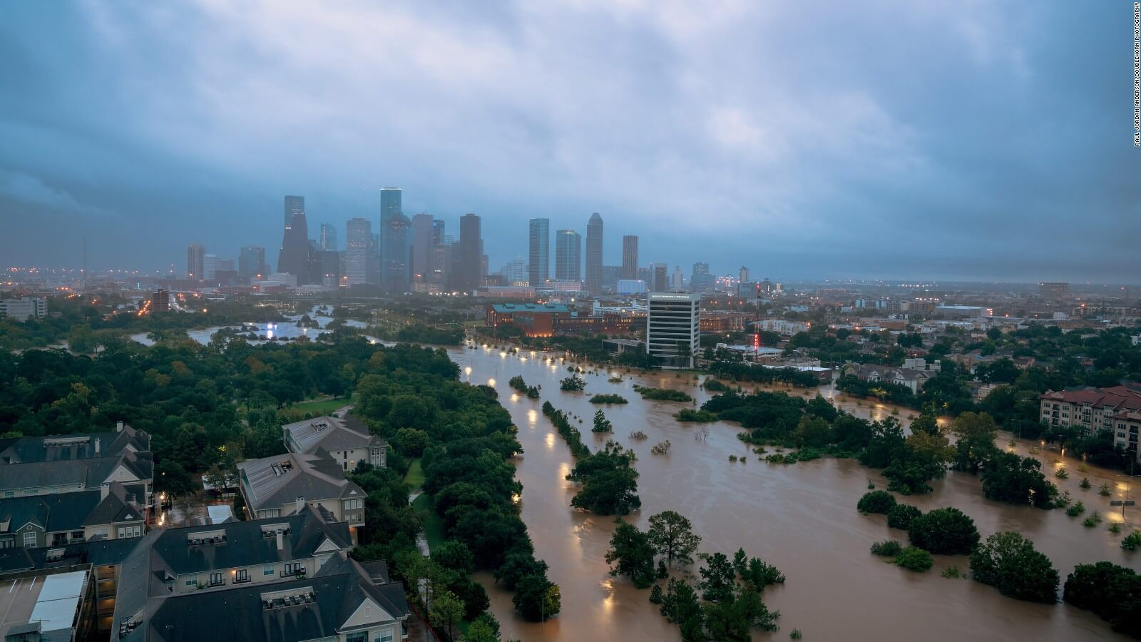 Supporting those affected by Hurricane Harvey