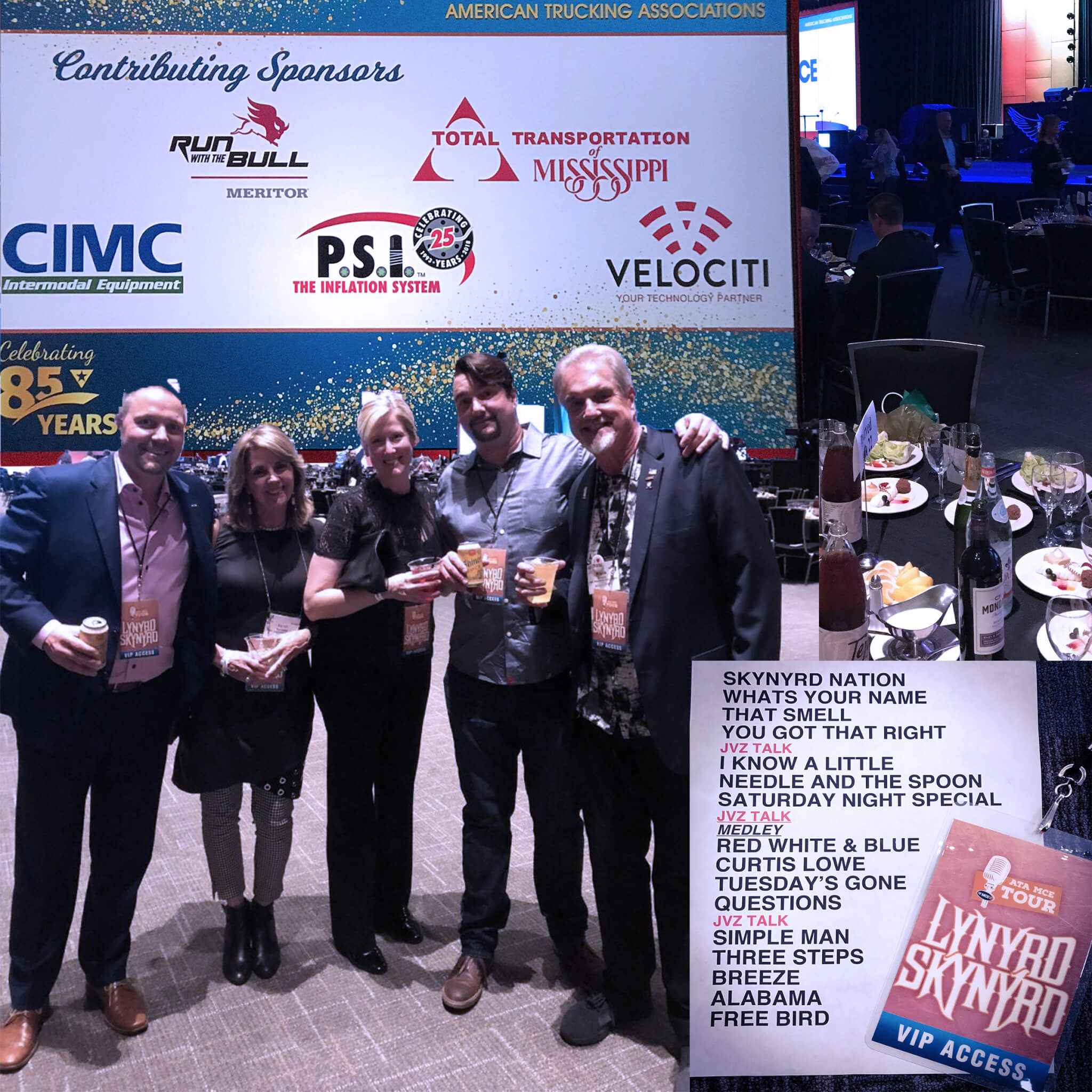 CIMC IE Dispatch: Longhorns, Eagles and Freebird