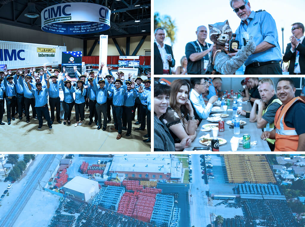 CIMC IE DISPATCH: Celebrating the Seasons of the Intermodal Evolution